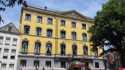 Hotel des Indes, Visit the Hague