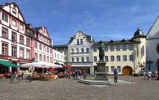 Jesuit Church Square, Visit Koblenz