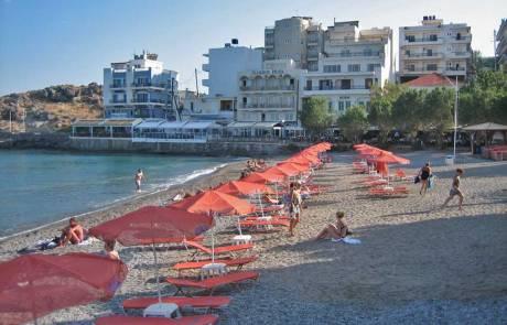 Kitroplateia Beach, Agios Nikolaos Visit