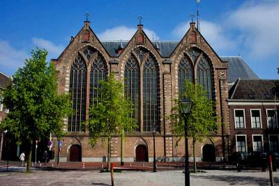 Kloosterkerk Convent Church, Visit the Hague