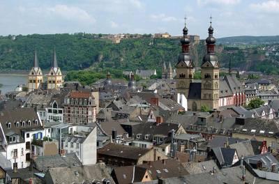 Old Town Koblenz