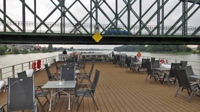 Low Bridge, Wachau Valley, Danube River Cruise