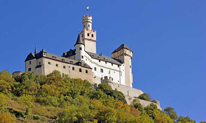 Marksburg Castle, Romantic Rhine