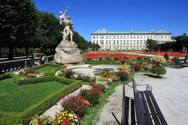 Mirabell Palace Gardens, Visit Salzburg
