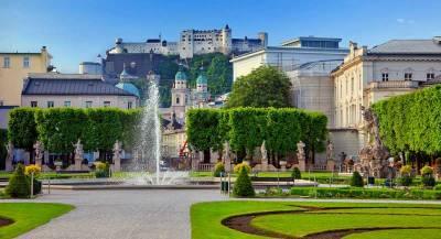 Mirabell Palace & Old Town Salzburg, Visit Salzburg