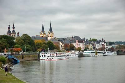 Moselle River, Visit Koblenz