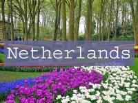 Netherlands Title Page, Keukenhof