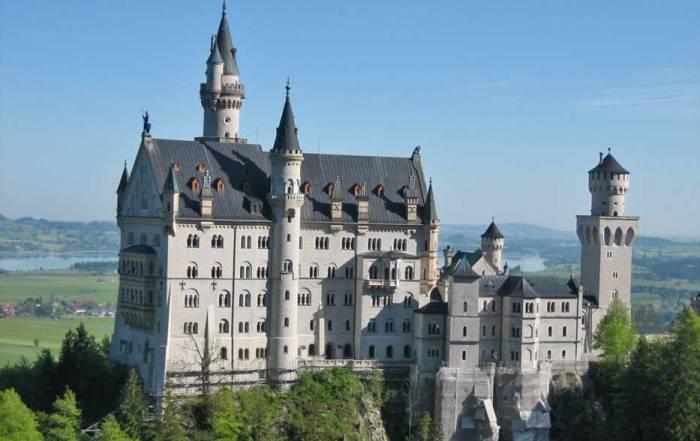 Neuschwanstein Castle, Visit Füssen