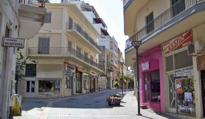 Old Town, 25th August St, Visit Heraklion