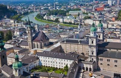 Old Town Salzburg, Visit Salzburg