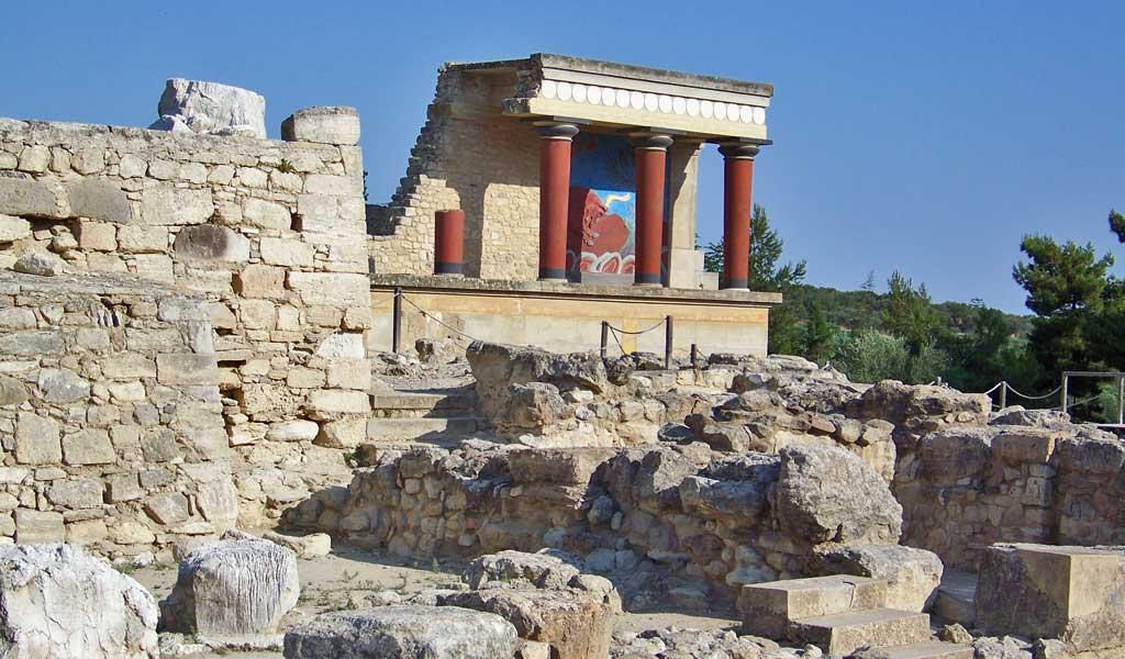 Palace of Knossos, Visit Heraklion