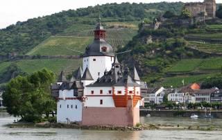Pfalzgrafenstein Castle, Romantic Rhine