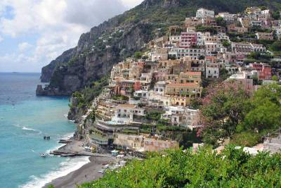 Positano, Visit Amalfi Coast