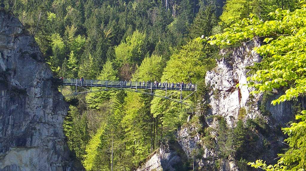 Queen Mary's Bridge, Neuschwanstein Castle Visit