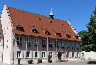 Rathaus, City Hall, Visit Breisach