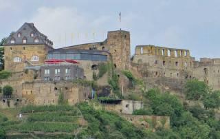 Rheinfels Castle, Romantic Rhine