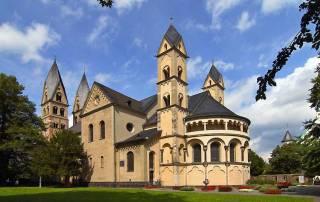 St Castor Basilica, Kastorkirche, Visit Koblenz