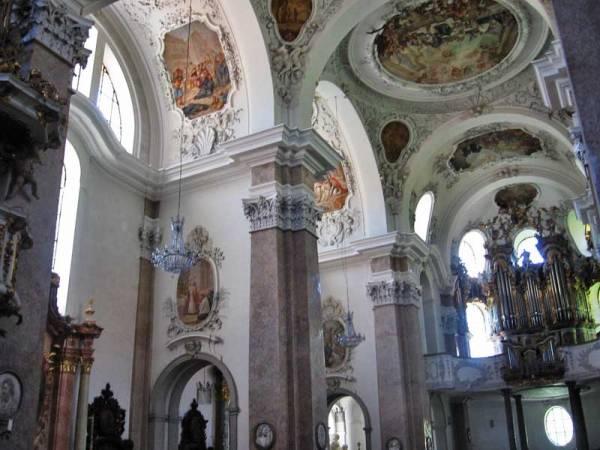 St Mang's Abbey, Füssen, Neuschwanstein Castle Visit