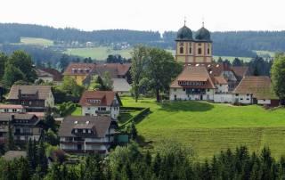 St Margen, Black Forest, Breisach Shore Excursion