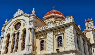 Agios Minas Cathedral, St Minas, Visit Heraklion