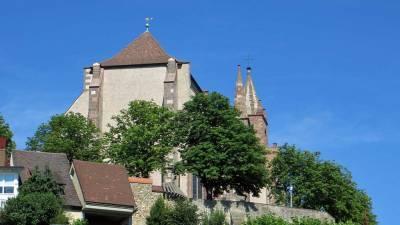 St Stephan's Minster, Visit Breisach