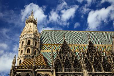 St Stephen's Cathedral, Old Town Vienna