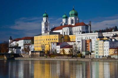 St Stephen's Cathedral, Visit Passau