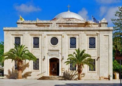 St Titus Cathedral, Visit Heraklion, Crete