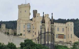 Stolzenfels Castle, Romantic Rhine