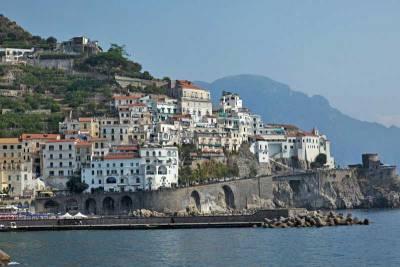 Town of Amalfi, Italy, Visit Amalfi Coast
