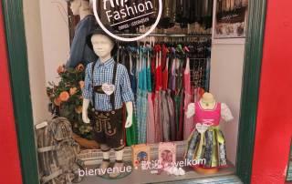 Traditional Dress, Window Shopping, Heidelberg, Rhine River Cruise