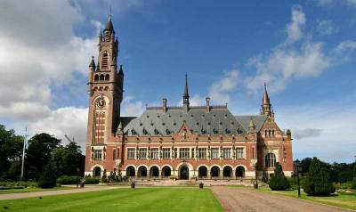 United Nations Peace Palace, Visit the Hague