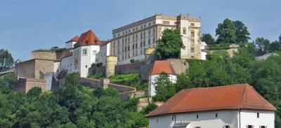 Veste Oberhaus, Visit Passau
