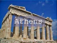 Visit Athens Title Page