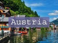 Visit Austria Title Page, Hallstatt