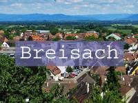 Visit Breisach Title Page