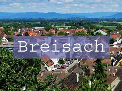 Visit Breisach