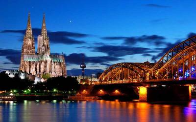 Cologne Cathedral, Hohenzollern Bridge, Visit Cologne