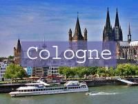 Visit Cologne Title Page