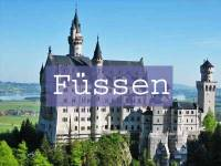 Visit Füssen Title Page