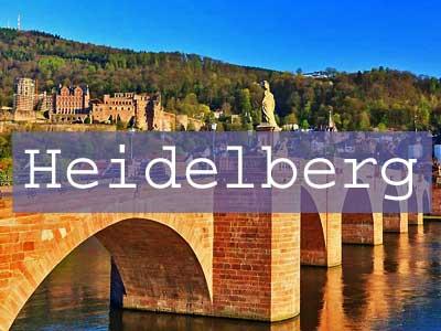 Visit Heidelberg