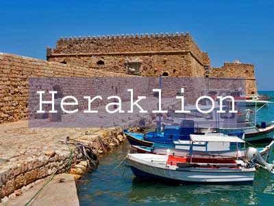 Visit Heraklion