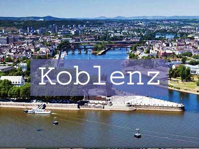 Visit Koblenz