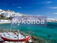 Visit Mykonos Title Page