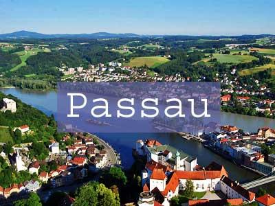 Visit Passau