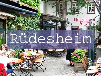 Visit Rudesheim