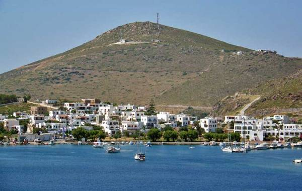 Waterfront Harbor Homes, Patmos Visit