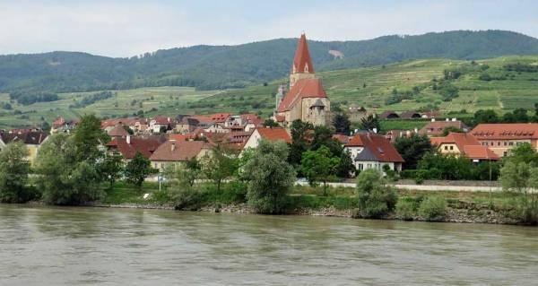 Weissenkirchen, Wachau Valley Austria
