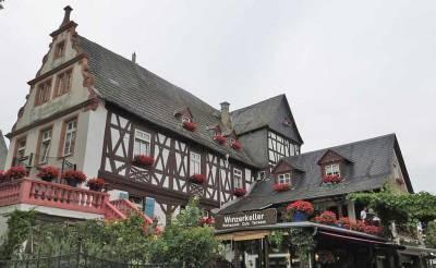 Winzerkeller Restaurant, Visit Rüdesheim