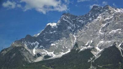 Zugspitze, Garmisch-Partenkirchen